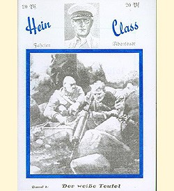 Hein Class (Romanheftreprints, Vorkrieg) Nr. 1-11 (neu)
