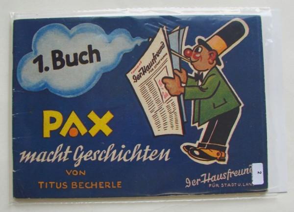 Pax macht Geschichten (Klambt, GbQ) Nr. 1-2