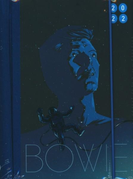 David Bowie Buch- und Terminkalender 2022