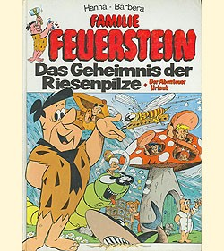 Familie Feuerstein (Neuer Tessloff, Br., 1974-1979) Nr. 4-5 (Hardcover)