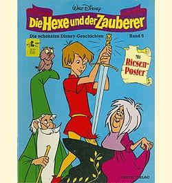 Schönsten Disney Geschichten (Ehapa, Br.) mit Beilage Nr. 5-9