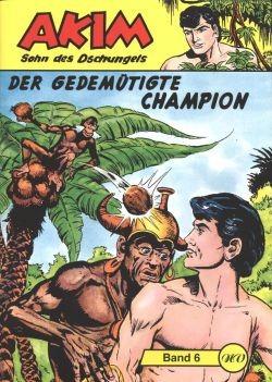 Akim Sohn des Dschungels Großband 06