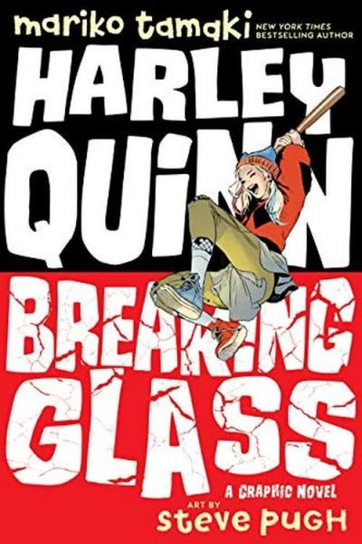 Harley Quinn: Breaking Glass (03/20)