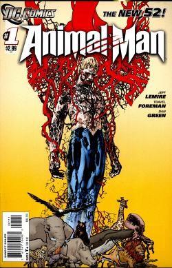 Animal Man (2011) 1st Printing 1
