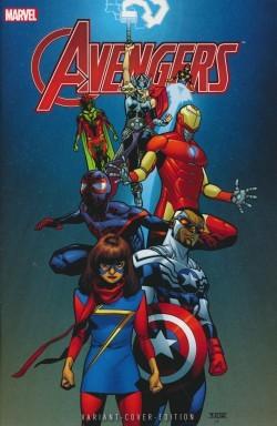 Avengers (2016) 05 Variant Vienna