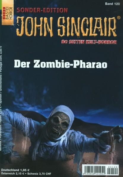 John Sinclair Sonder-Edition 120