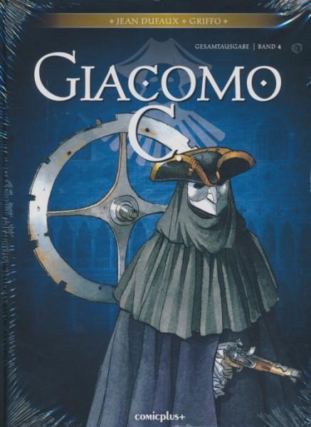 Giacomo C. Gesamtausgabe 4