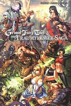 Grimm Fairy Tales: Traumfresser Saga (Panini, Br.) Nr. 1,2