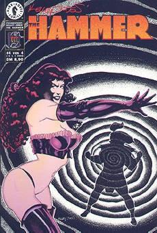 Kelley Jones The Hammer (EEE, Gb.) Nr. 1-4