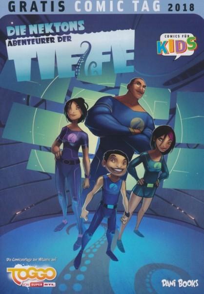 Gratis Comic Tag 2018: Die Nektons
