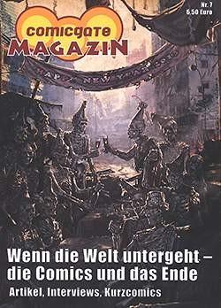 ComicGate Magazin 7
