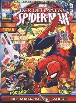Ultimative Spider-Man Magazin 01