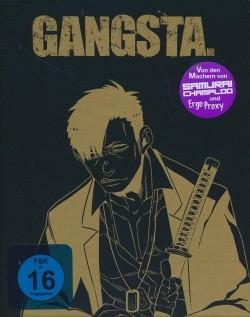 Gangsta Vol. 1 Blu-ray mit Sammelschuber