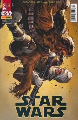 Star Wars Heft (2015) 09 Comicshop-Ausgabe