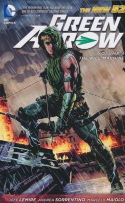 Green Arrow (2011) Vol.4 The Kill Machine SC
