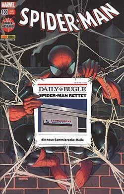 Spider-Man (2004) 100 Halle Esslingen Variant
