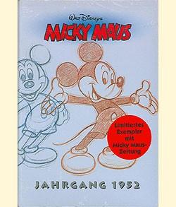 Micky Maus Reprintkassetten (Ehapa, Kassette) 1952-1957