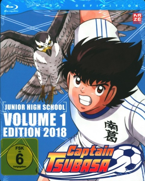 Captain Tsubasa 2018 Vol. 3 Blu-ray