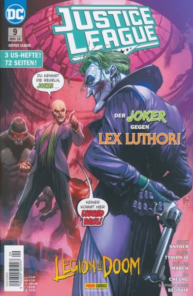 Justice League (2019) 09