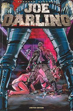 Joe Darling 07 limitiert
