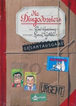 Die Dingodossiers