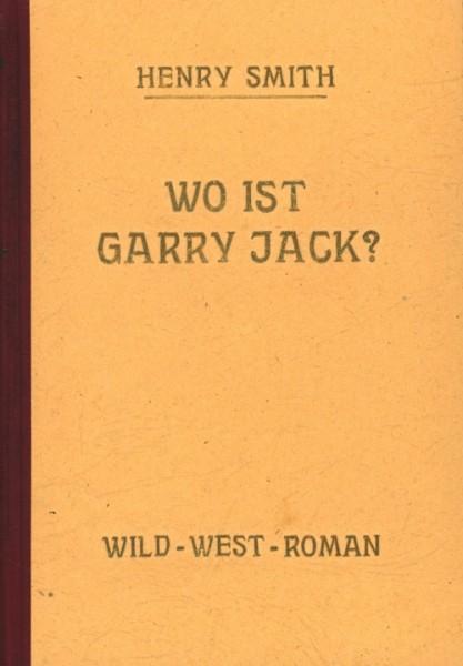 Garry Jack Leihbuch Wo ist Garry Jack? (Bach)