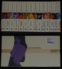 James Bond Gesamtbox - 14 Romane im Schuber