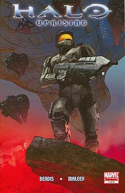 Halo - Uprising 1-4