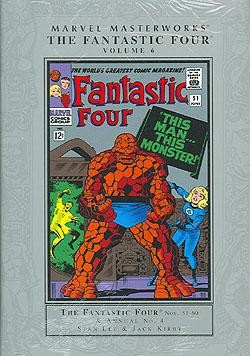 US: Marvel Masterworks: Fantastic Four 06 HC