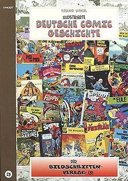 Illustrierte Deutsche Comicgeschichte 23