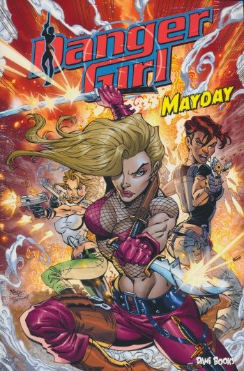 Danger Girl 4: Mayday
