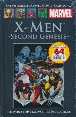Offizielle Marvel-Comic-Sammlung 64: X-Men - Second Genesis (Classic XXXIV)