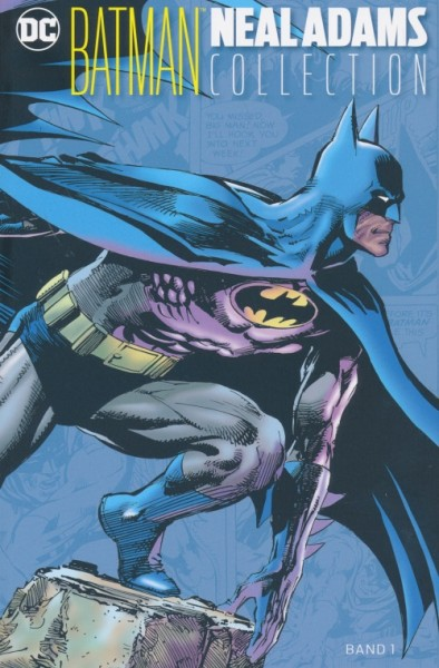 Batman: Neal Adams Collection 1