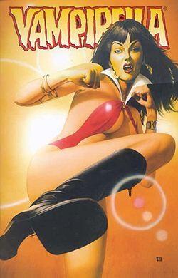 Vampirella 02 (Comic-Cover)