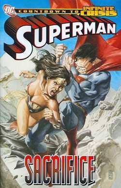 US: Superman Sacrifice