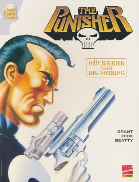 Marvel Graphic Novel SC 01