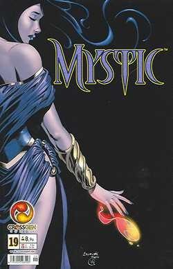 Mystic (Crossgen, Gb./Br.) Nr. 15-19
