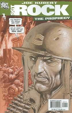 Sgt. Rock - The Prophecy 1-6