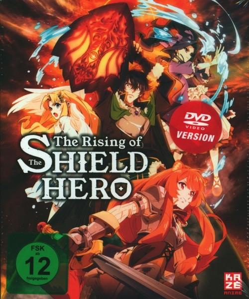 Rising of the Shield Hero Vol. 1 DVD + Sammelschuber