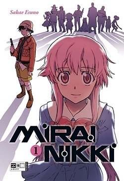 Mirai Nikki (EMA, Tb.) Nr. 1-12 (neu)
