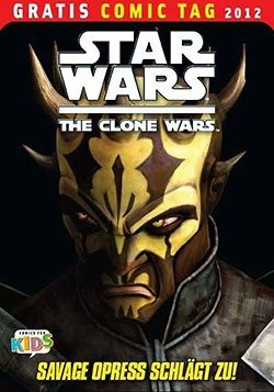 Gratis Comic Tag 2012: Star Wars - Clone Wars