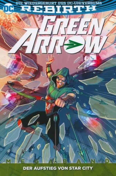 Green Arrow Megaband (2017) 2