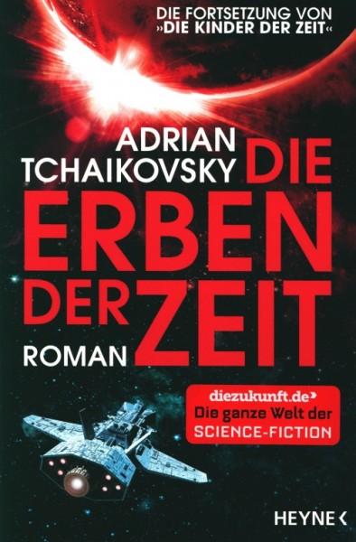 Tchaikovsky, A.: Die Zeit-Saga 2 - Die Erben der Zeit