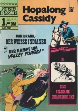 Sheriff Klassiker (BSV, Gb.) Nr. 200-212