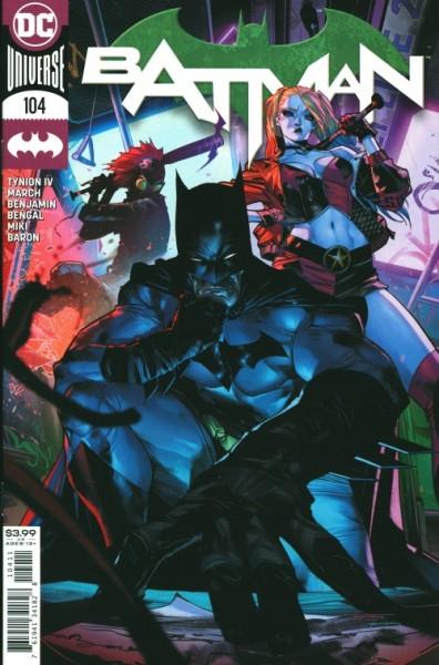 US: Batman (2016) 104