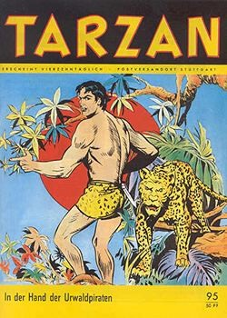 Tarzan Mondial Großband 95