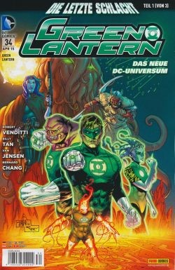 Green Lantern (2012) 34