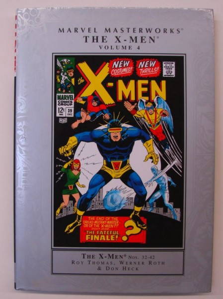 Marvel Masterworks - X-Men (Z1) ab Vol.1