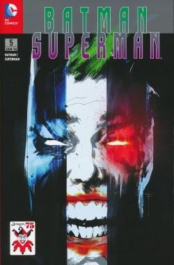 Batman - Superman 5 Joker Variant