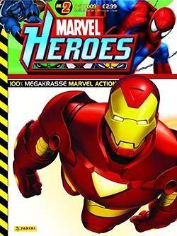 Marvel Heroes (Panini, GbÜ.) Nr. 1-7 (neu)